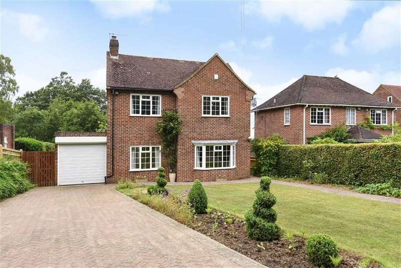 4 Bedrooms Detached House for sale in Westfield Lane, St Leonards-on-sea, East Sussex