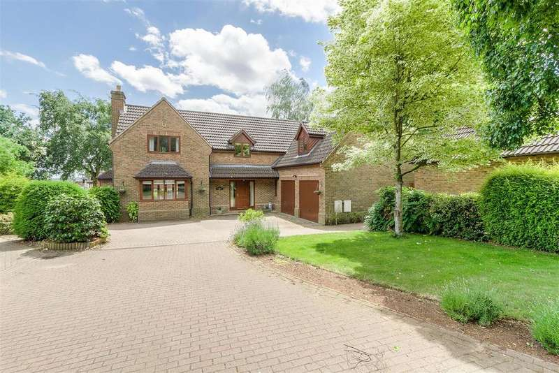 5 Bedrooms House for sale in Churchway Court, Weston Favell, Northampton