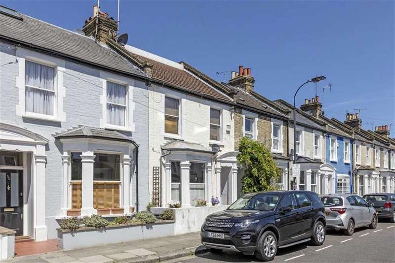 3 Bedrooms House for sale in Burnthwaite Road, Fulham, London, SW6