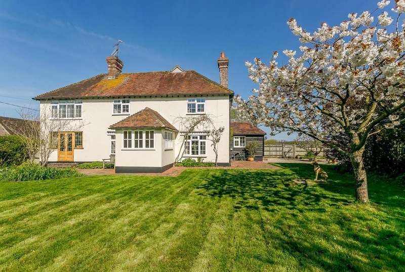 5 Bedrooms Detached House for sale in Sake Ride Lane, Off Wheatsheaf Road, Henfield, West Sussex