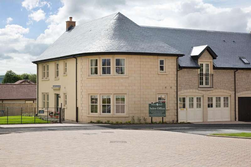 4 Bedrooms Mews House for sale in Coldstream, Scottish Borders