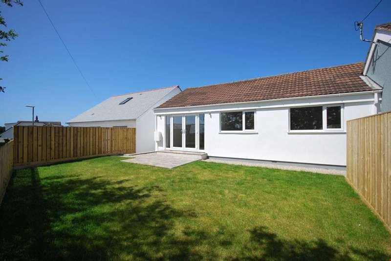 3 Bedrooms Semi Detached Bungalow for sale in Wheal Kitty, St Agnes, Cornwall, TR5