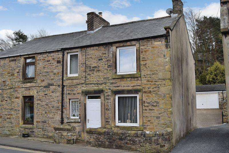 3 Bedrooms Semi Detached House for sale in Croft View, Haltwhistle