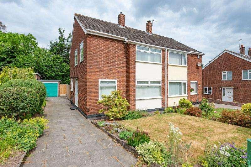 3 Bedrooms Semi Detached House for sale in Ludlow Crescent, Higher Runcorn