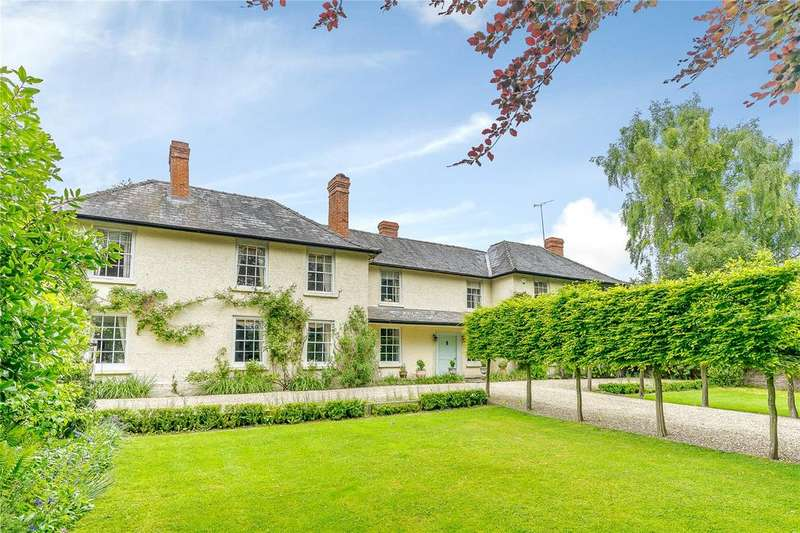 5 Bedrooms Detached House for sale in Dilwyn, Herefordshire