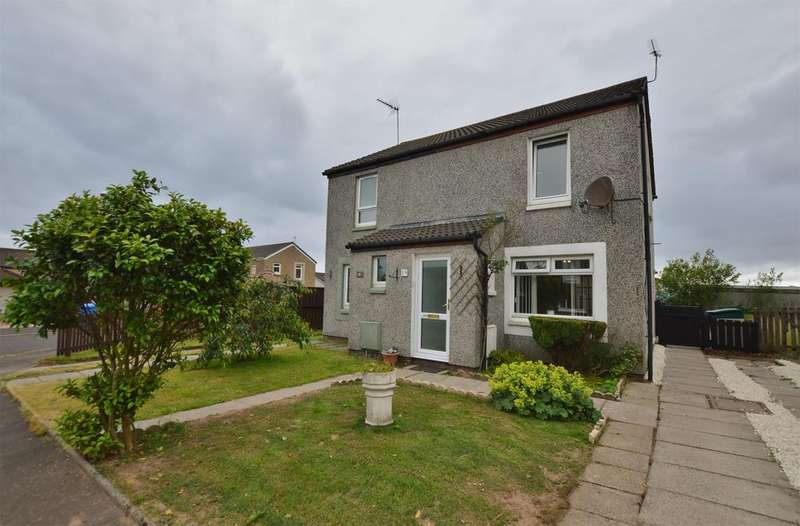 2 Bedrooms Semi Detached House for sale in 19 Craigspark, ARDROSSAN, KA22 7PS