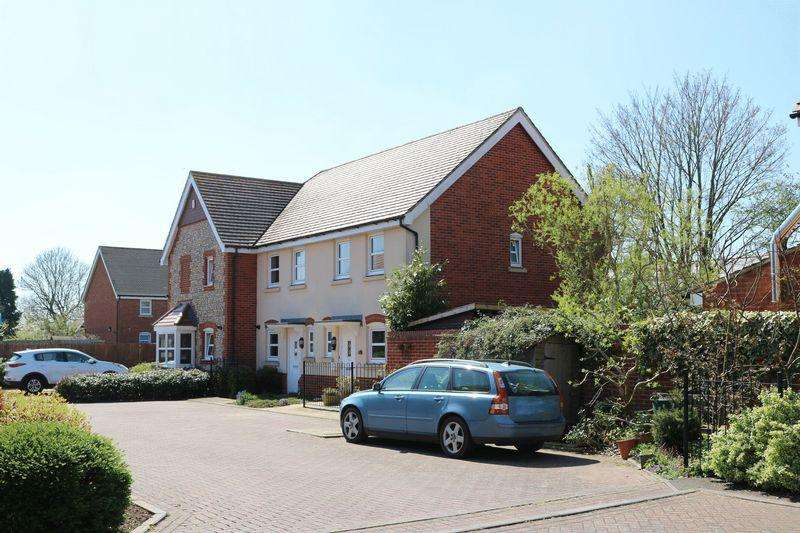 2 Bedrooms End Of Terrace House for sale in Downley, Close to Village and Common