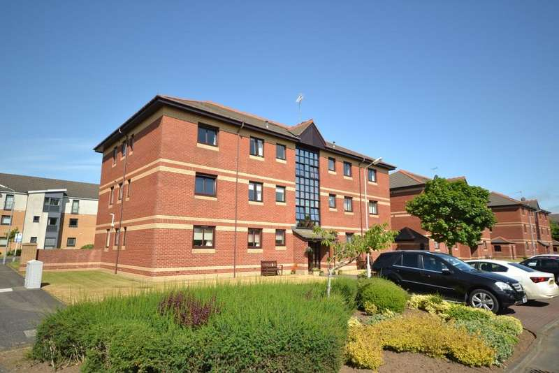 2 Bedrooms Apartment Flat for sale in 5G Monkton Court, Prestwick, KA9 1EN