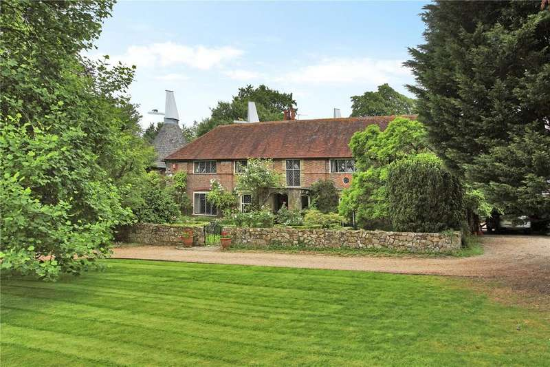 6 Bedrooms Detached House for sale in Hempstead Lane, Uckfield, East Sussex, TN22