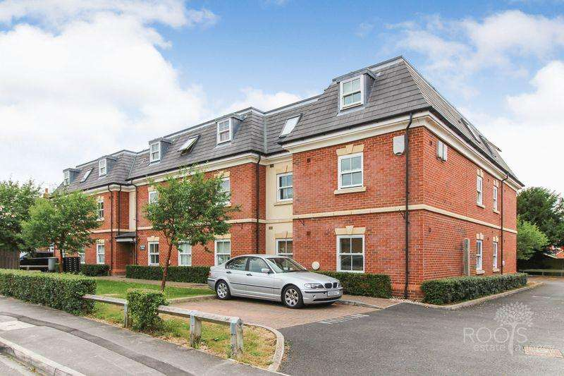 2 Bedrooms Apartment Flat for sale in Craven Road, Newbury