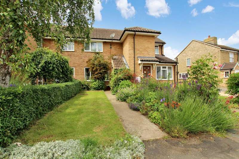 3 Bedrooms Terraced House for sale in Boot Lane, DUNTON, SG18