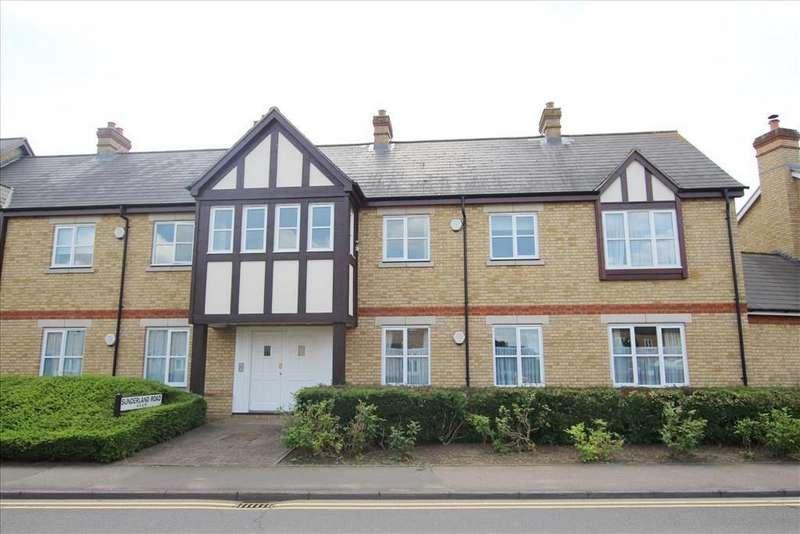 2 Bedrooms Flat for sale in Sunderland Road, Sandy, SG19