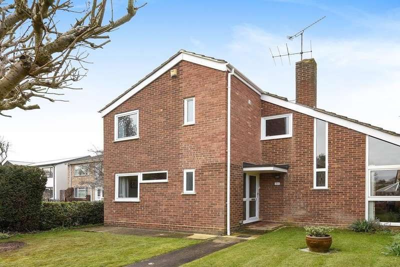 4 Bedrooms Link Detached House for sale in Manor Close, Clifton, Shefford, SG17