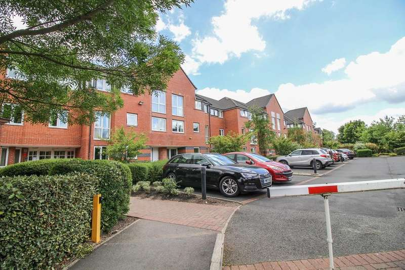 1 Bedroom Apartment Flat for sale in Metcalfe Drive, Romiley, Stockport, SK6