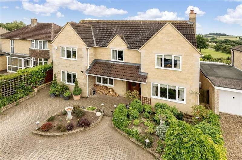 6 Bedrooms Detached House for sale in Wrde Hill, Highworth, Wiltshire