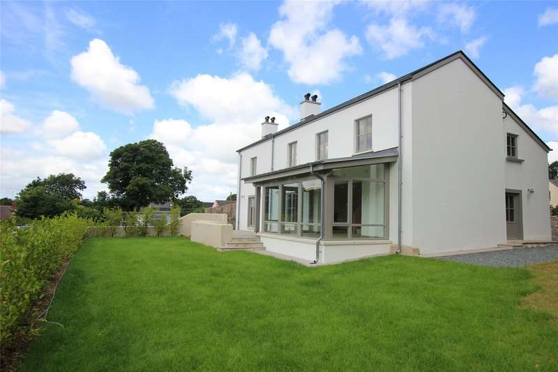 4 Bedrooms Detached House for sale in Ash Grove, St. Florence, Tenby, Pembrokeshire