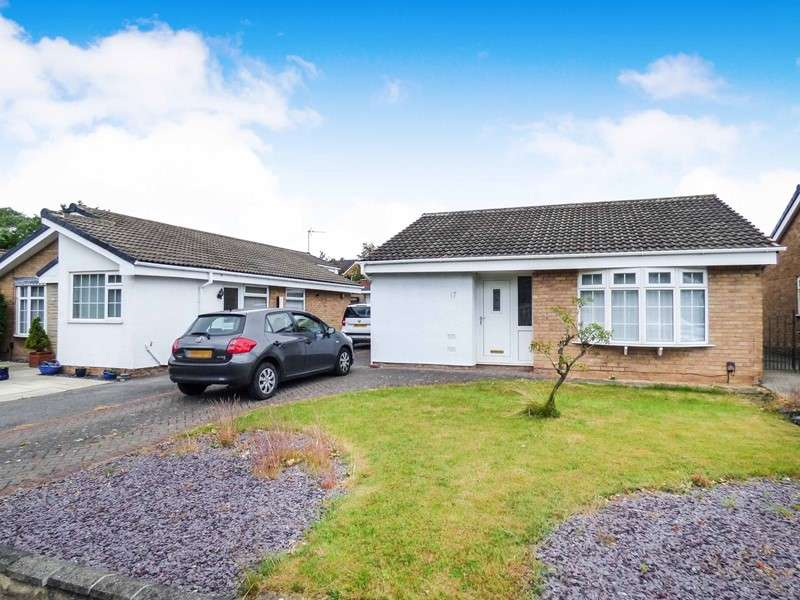 3 Bedrooms Bungalow for sale in Lyndon Way, Hartburn , Stockton-on-Tees, Cleveland, TS18 5QG