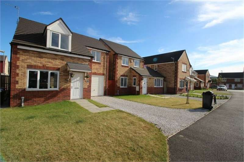 3 Bedrooms Detached House for sale in St Joans Close, BOOTLE, Merseyside