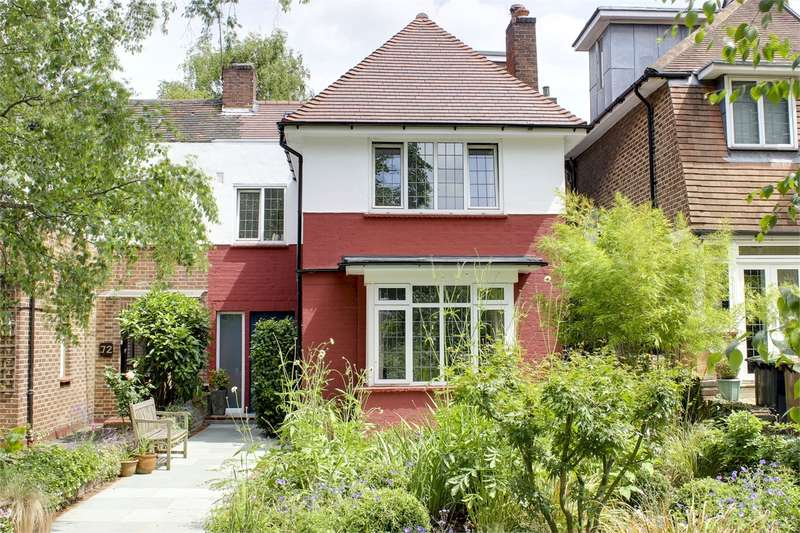 5 Bedrooms Semi Detached House for sale in The Avenue, Muswell Hill, London