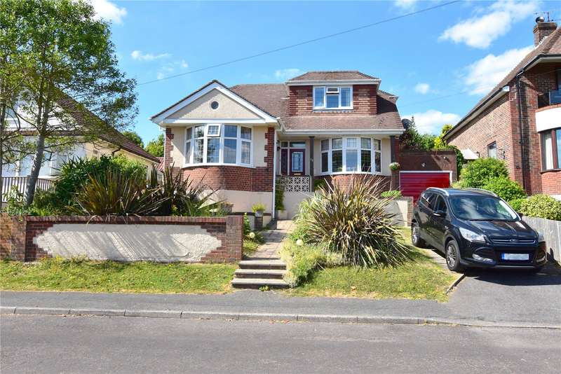 4 Bedrooms Detached House for sale in Ring Road, North Lancing, West Sussex, BN15