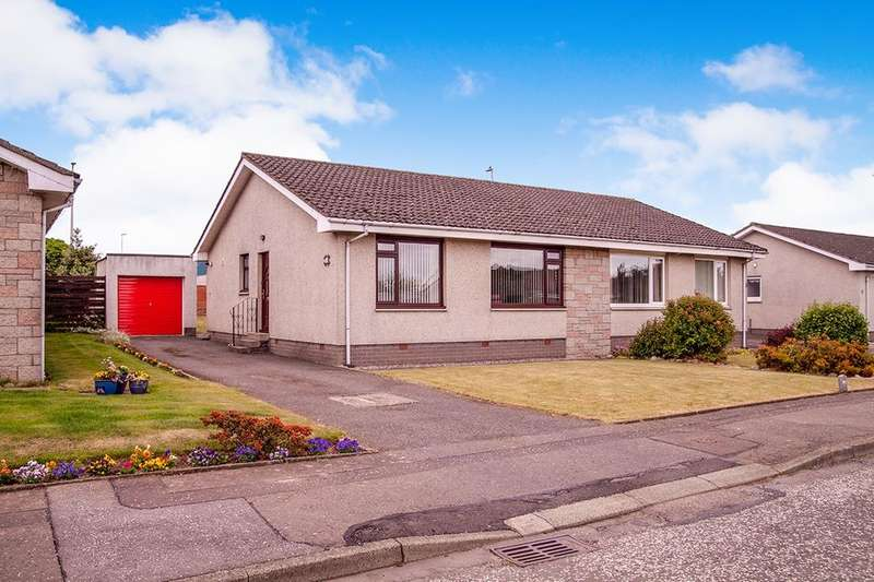 2 Bedrooms Semi Detached House for sale in Garvock Avenue, Montrose, DD10