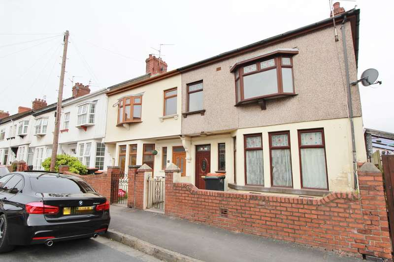 3 Bedrooms End Of Terrace House for sale in Kenilworth Road, Newport, NP19