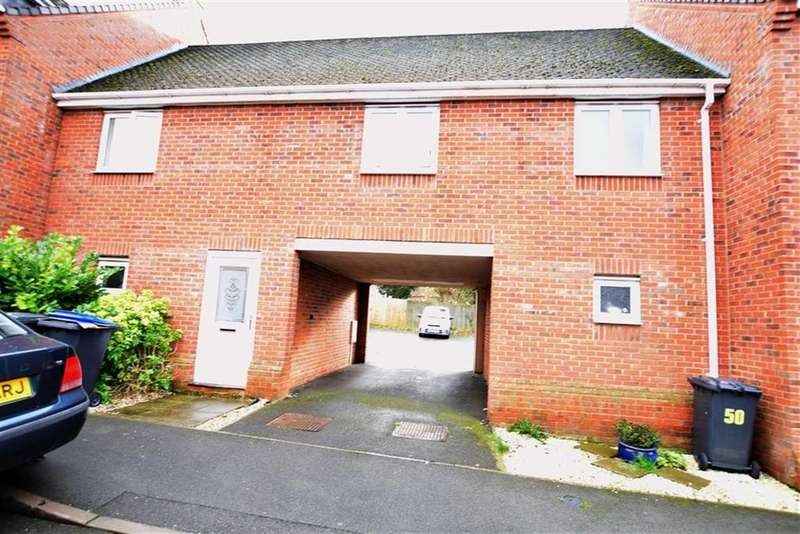 2 Bedrooms Apartment Flat for sale in Berrywell Drive, Barwell, Leicestershire