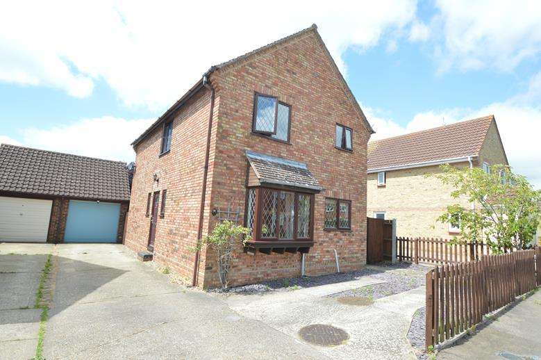4 Bedrooms Detached House for sale in Little Hyde Road, Great Yeldham, Halstead CO9