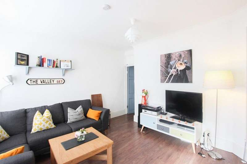 2 Bedrooms Ground Flat for sale in Dore Avenue, Manor Park E12