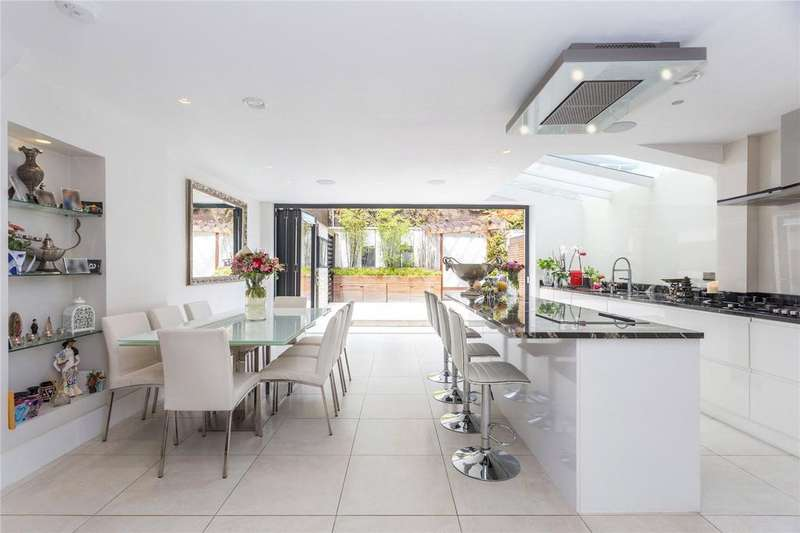 3 Bedrooms Flat for sale in Ainger Road, London