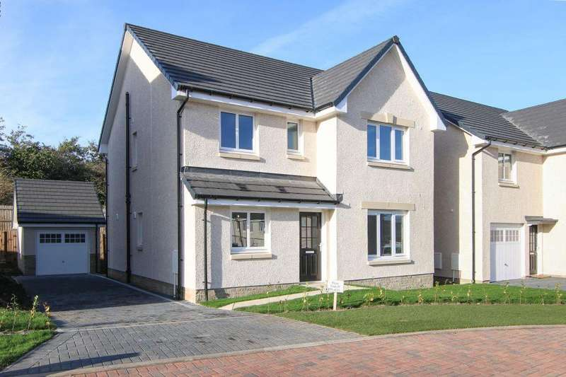 4 Bedrooms Detached House for sale in Plot 32 Hopefield Park, Bonnyrigg, EH19 2NE