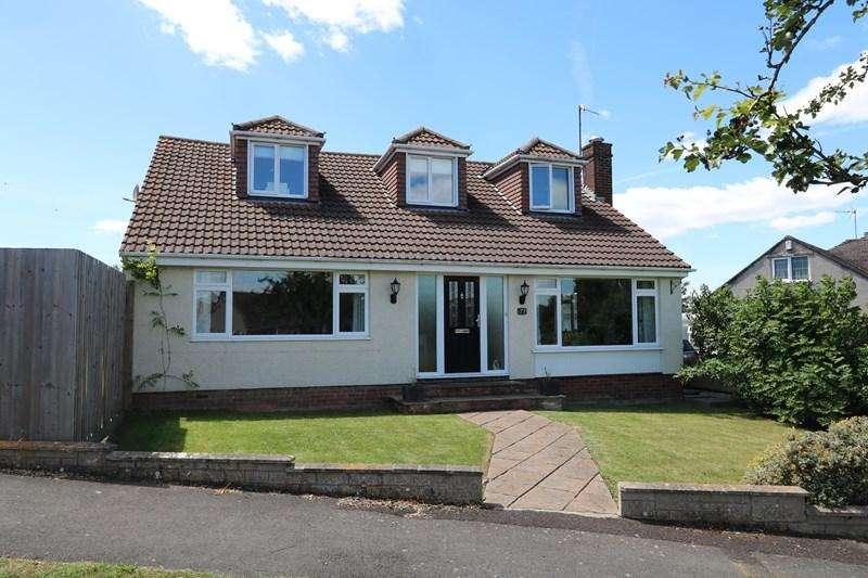 4 Bedrooms Detached Bungalow for sale in Uplands Road, Saltford, BRISTOL