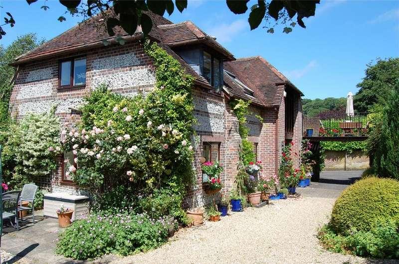 4 Bedrooms Detached House for sale in Winterborne Stickland, Blandford Forum, DT11