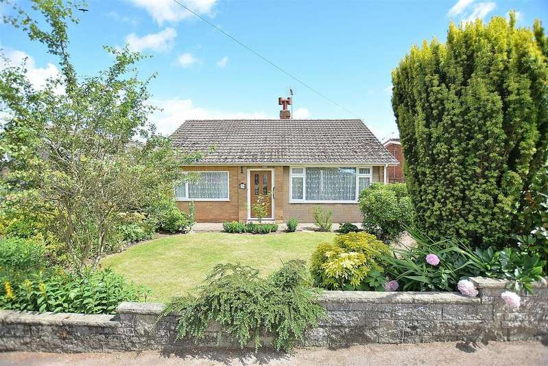 2 Bedrooms Detached Bungalow for sale in Beck Lane, Blidworth