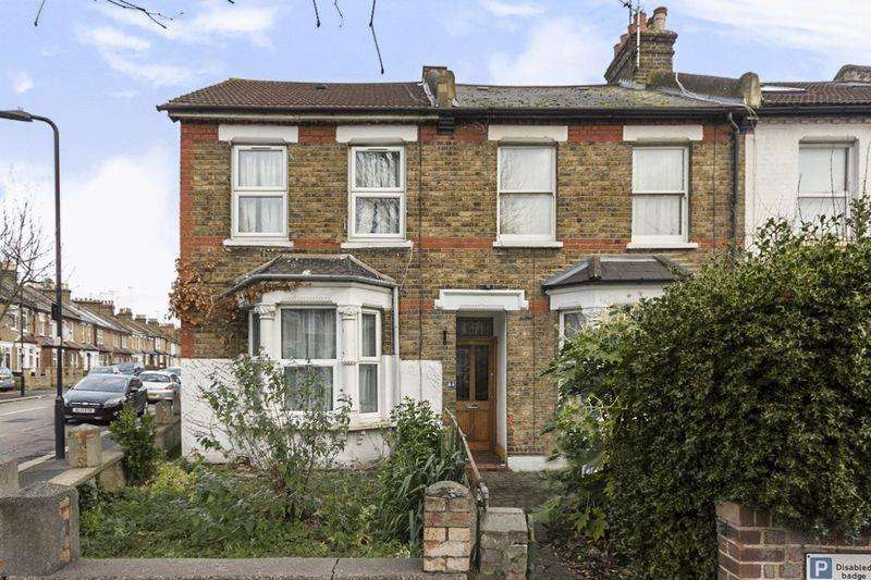 4 Bedrooms Terraced House for sale in Eccleston Road, Ealing, W13