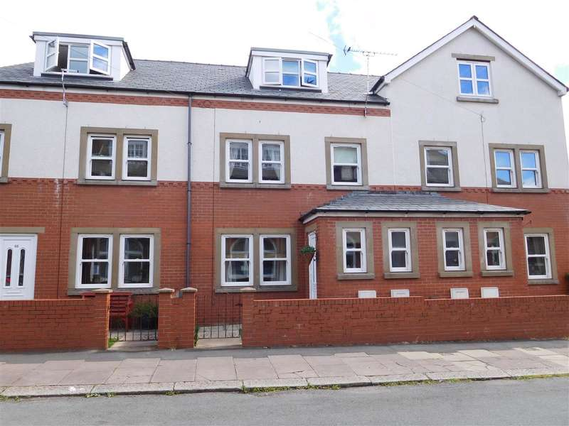 4 Bedrooms Terraced House for sale in Victoria Road, BARROW-IN-FURNESS