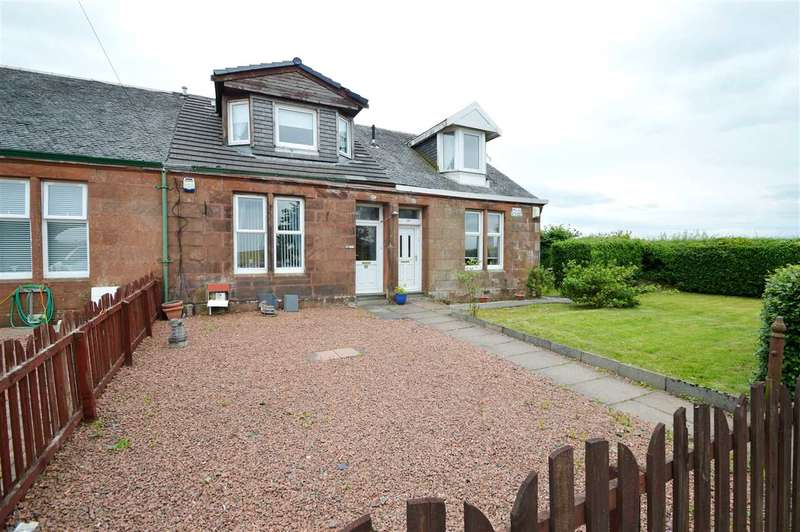 3 Bedrooms Terraced House for sale in Main Street, Overtown, Wishaw