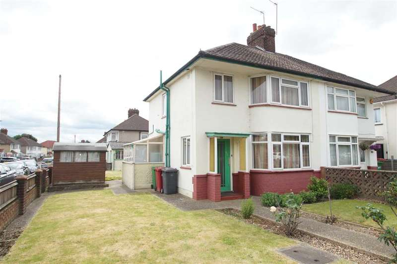 3 Bedrooms Semi Detached House for sale in Bath Road, Cippenham