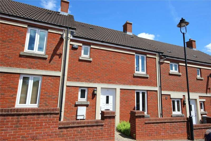 3 Bedrooms House for sale in Trubshaw Close, Horfield, Bristol, BS7