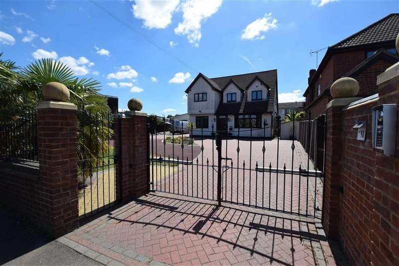 5 Bedrooms Detached House for sale in Southend Road, Stanford-le-hope, Essex