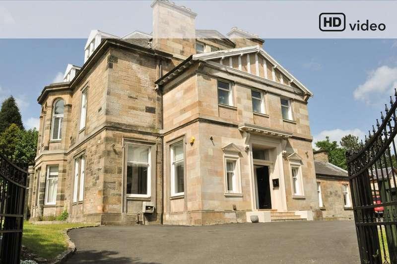4 Bedrooms Flat for sale in Drymen Road, Bearsden, East Dunbartonshire, G61 2SY