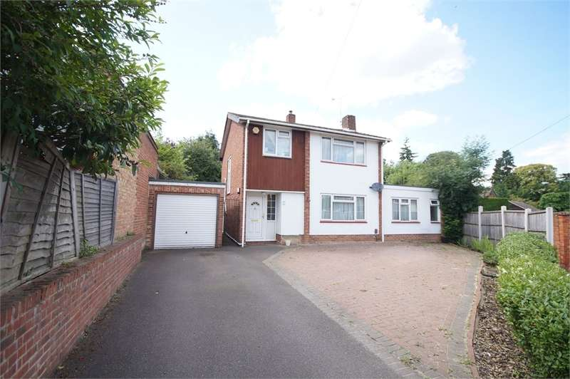 4 Bedrooms Detached House for sale in Elm Road, Earley, READING, Berkshire