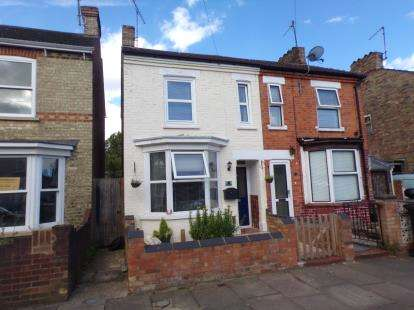 2 Bedrooms Semi Detached House for sale in Gratton Road, Queens Park, Bedford, Bedfordshire