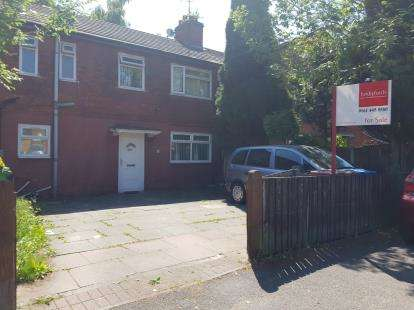 3 Bedrooms Terraced House for sale in Wilbraham Road, Manchester, Greater Manchester, Uk