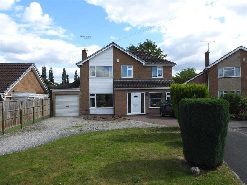 5 Bedrooms Detached House for sale in St Peters Avenue, Warsop, Nottinghamshire