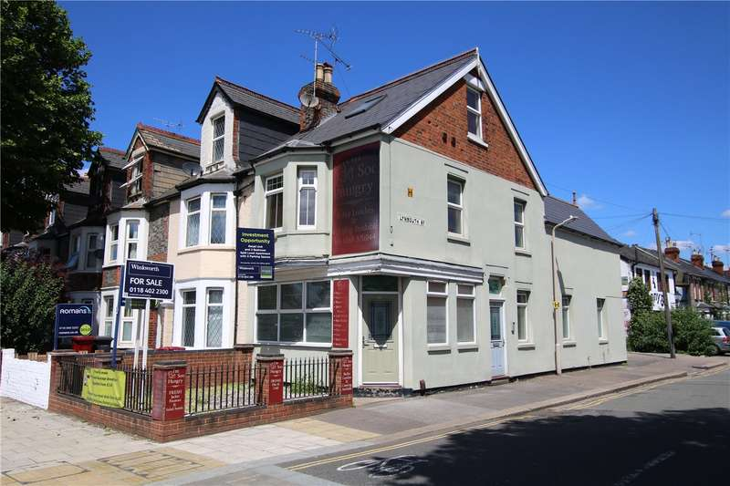 3 Bedrooms Flat for sale in Vastern Road, Reading, Berkshire, RG1