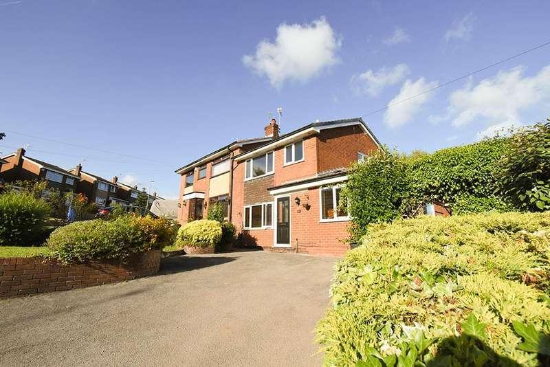 3 Bedrooms Semi Detached House for sale in Moor Avenue, Appley Bridge, Wigan