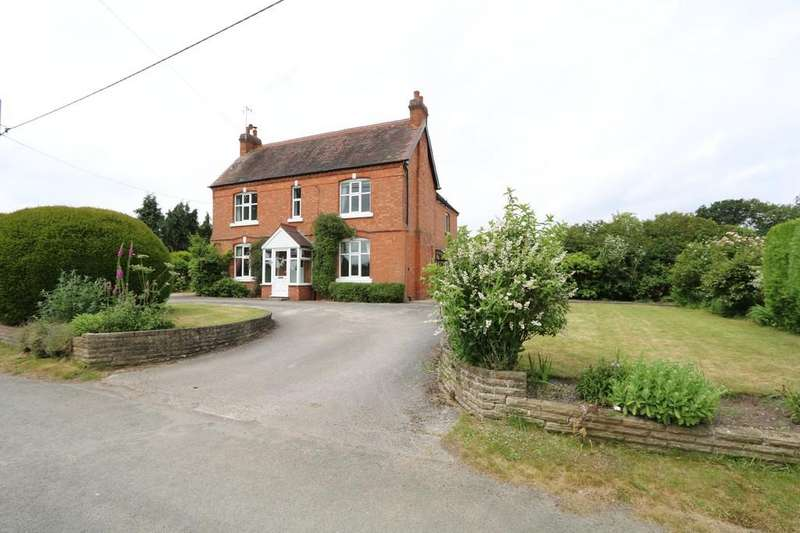 4 Bedrooms Detached House for sale in Kixley Lane, Knowle