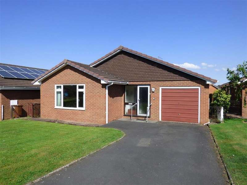 3 Bedrooms Bungalow for sale in Follett Road, Tiverton, Tiverton, Devon, EX16