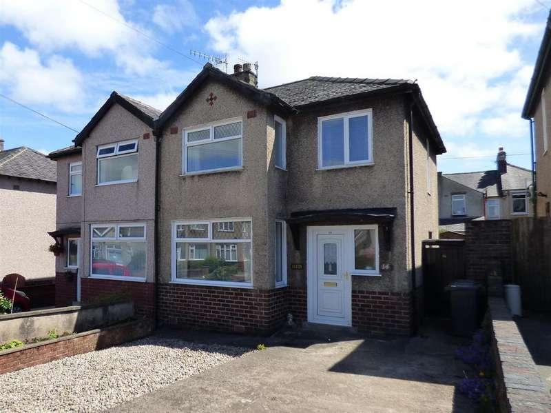 3 Bedrooms Semi Detached House for sale in Somerset Avenue, Lancaster